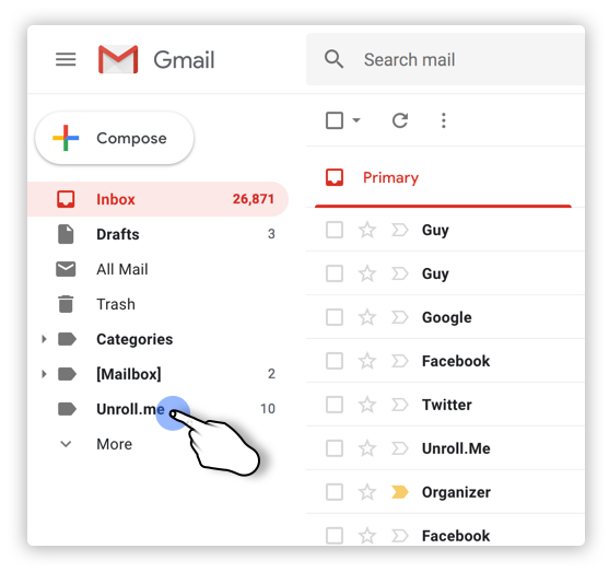 Can I delete emails in my Rollup? – Unroll Me Support